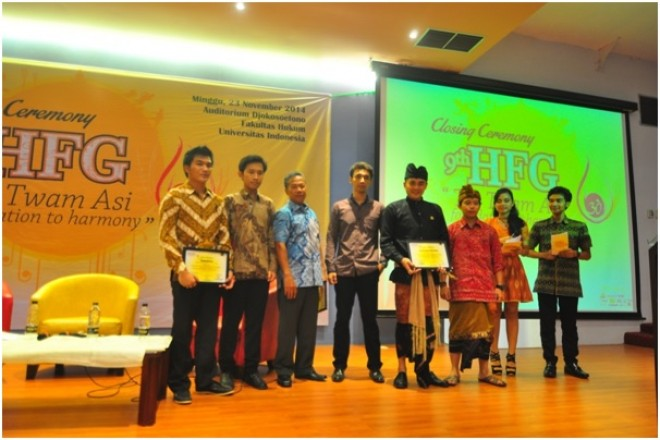 Membangun Optimisme Pemuda Hindu melalui 9th Hindu for Generation KMHD UI - kulkulbali.co